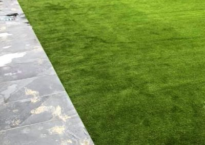 Artificial Grass Garden Redesign