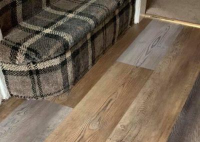 Rustic LVT Flooring